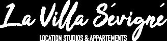 Villa Sévigné – Gréoux les Bains – Location Studios et appartements Logo